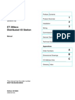 ET 200eco Distributed I_O Station