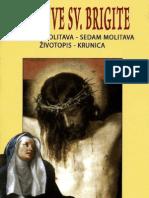 Molitve sv. Brigite - životopis, krunica, molitve