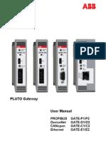 PLUTO Gateway User Manual