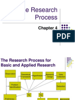 chapter 4 of business research 4th edition of uma sekarn