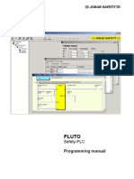 Pluto Safety Progarmming Manual B