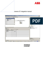 Siemens S7 Integration Manual