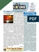 """2012-07-29-1 Boletín Semanal de """"La Casa de Todos"""""""