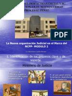 Gestión del despacho judicial - Lic[1]. Max Castillo