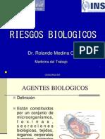 Riesgos Biolog