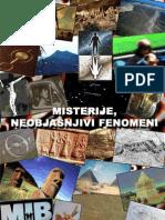 Misterije, Neobjasnjivi Fenomeni - Knjiga II