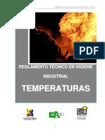 Trabajo de carga térmica