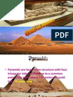 Egypt-Pyramids and Mummies