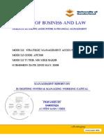 Strategic Management Accounting by Austin Sams