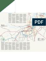 Park Map of Petersburg National Battlefield