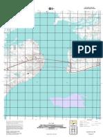 Topographic Map of Bay Saint Louis