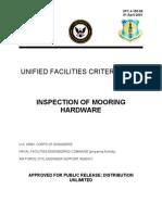 Inspection Of Mooring Hardware