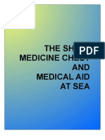 The Ship's Medicine Chest & Medical Aid At Sea. 2003