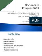 CONPES 3609