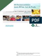 Perfil Corregimiento 80 ECV 2010