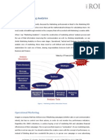Building Marketing Analytics