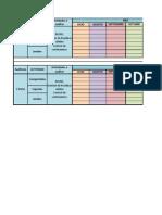 Formatos Programa de Auditoria LA SANTÉ
