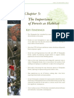 Ch 3 the Importance of Forests as Habitat