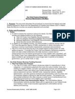 Our Kids Miami-Dade Monroe Revenue Maximization Policy, April 2012