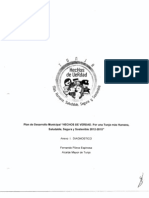 Diagnostico Plan de Desarrollo Tunja Hechos de Verdad 2012.2015