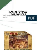 Las Reformas Borbonicas