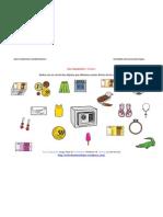 Razonamiento Logico Categorizar y Agrupar 3 Caja Fuerte