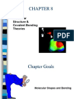CHAPTER 08 Molecular Structure