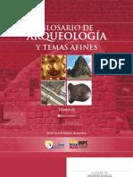 Glosario de Arqueologia Tomo 2