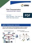 Fiber Characterization Training