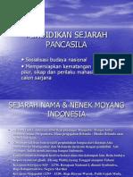 SEJARAH PANCASILA 1