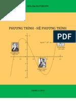 Tuyen tap Phuong trinh He phuong trinh MS