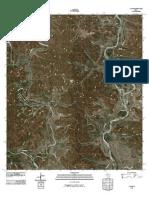 Topographic Map of Vance