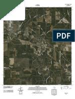 Topographic Map of Votaw