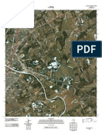 Topographic Map of Waco East