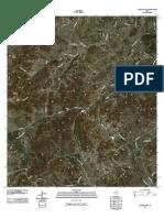 Topographic Map of Tarpley Pass