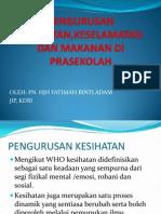 tajuk4-pengurusankesihatankeselamatandanmakanan-111111030802-phpapp02