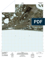 Topographic Map of Sabine Pass