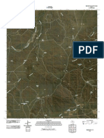 Topographic Map of Tee Pee City
