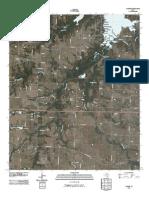 Topographic Map of Sadler