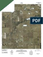 Topographic Map of Warren Lake