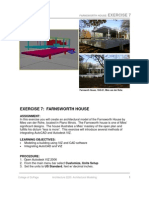 How to create Farnsworth House in 3Ds Max
