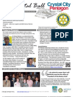 July 18, 2012 Bulletin - Crystal City-Pentagon Rotary Club