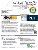 July 25, 2012 Bulletin - Crystal City-Pentagon Rotary Club