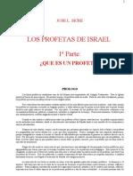 La Profecía-José Luis Sicre