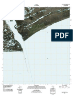 Topographic Map of Texas Point