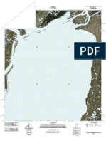 Topographic Map of West of Greens Bayou