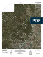 Topographic Map of San Marcos North