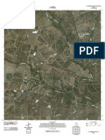 Topographic Map of San Miguel Ranch