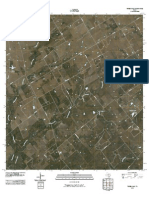 Topographic Map of Three Oaks