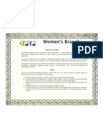 Women's Branch Mission Stmt